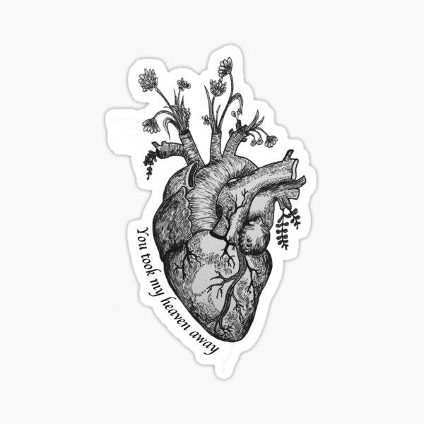 Pvris - Heaven Sticker