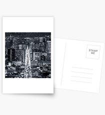 San Francisco Downtown Postcards