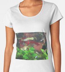 fish tank fun Women's Premium T-Shirt