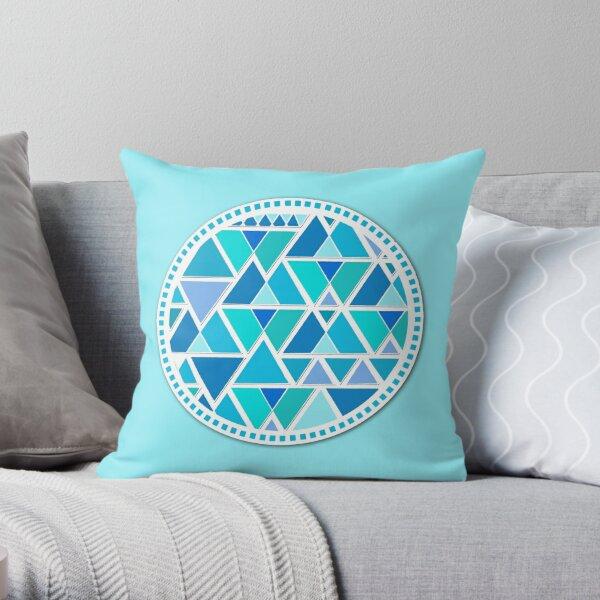 Turquoise - Favorite Turquoise Throw Pillow