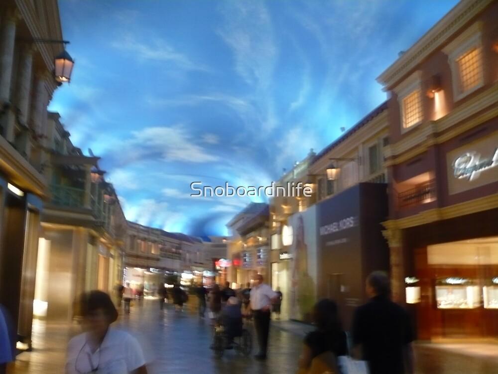 Mediterranean High End Shopping, In Vegas by Snoboardnlife