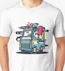 Killer Ice Cream Truck Unisex T-Shirt