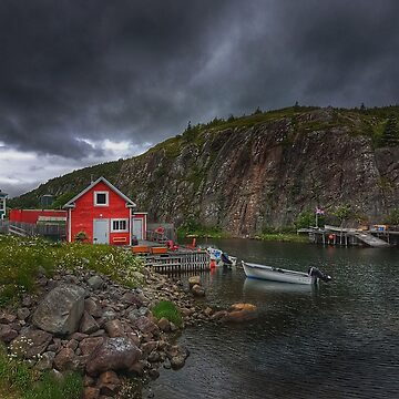 Fishing Village by rpiercey