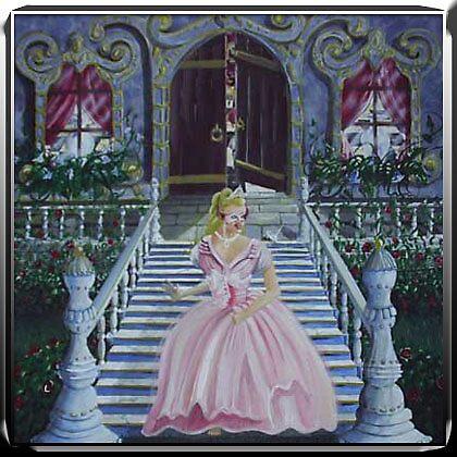 Cinderella Sprint by David Knight