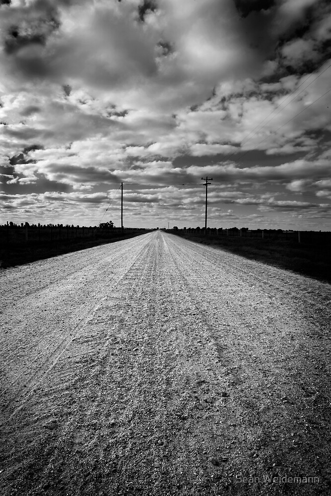 Road to no where by Sean Weidemann