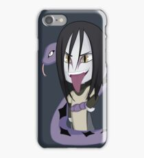 Chibi Orochimaru iPhone Case/Skin