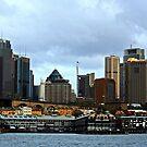 Ansicht von Sydney # 2 von Evita