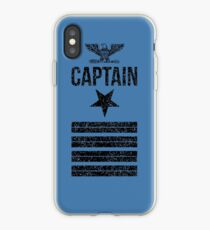 Navy Captain iPhone Case