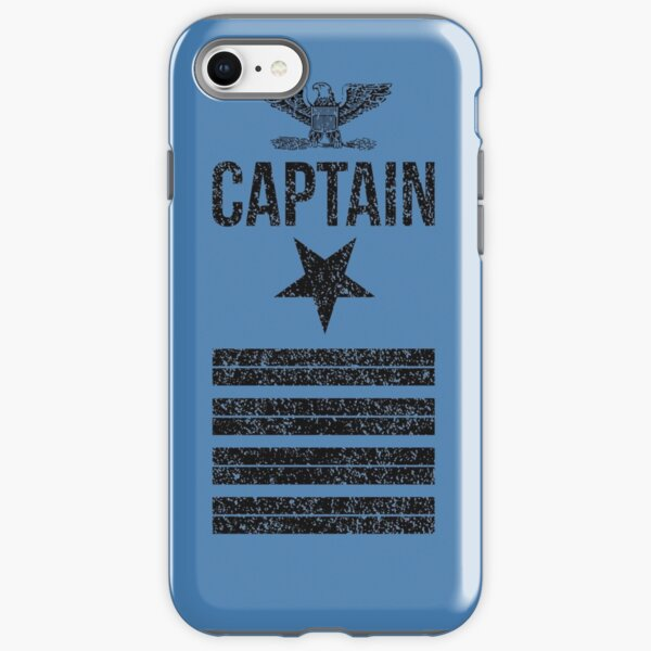 Navy Captain iPhone Tough Case