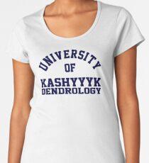 (Completely Unofficial) - Star Wars inspired - University of  Kashyyyk Dendrology Women's Premium T-Shirt