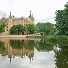 Castle of Schwerin - Germany by Arie Koene