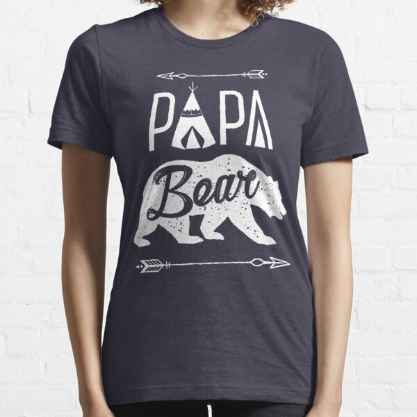 Papa Bear T-shirt Essential T-Shirt