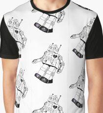 Broken Robot Graphic T-Shirt