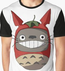 Daruma of the Forest Graphic T-Shirt