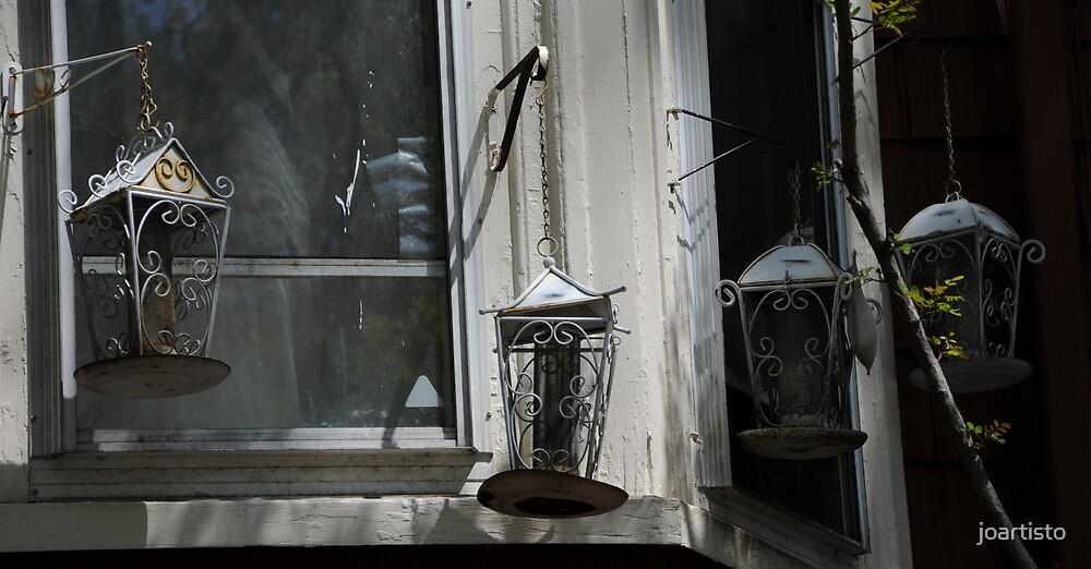 Old Lights by Joanna Wu