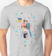 Saved by the Bell Boys Unisex T-Shirt