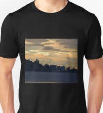 Sun Setting over Mount Maunganui T-Shirt