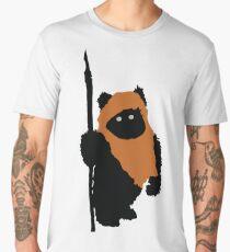 Ewok Bear, Star Wars Men's Premium T-Shirt