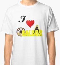 I love Baldur one Classic T-Shirt
