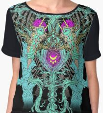 The Mars Volta Chiffon Top