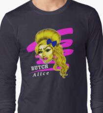 BUTCH ALICE Long Sleeve T-Shirt