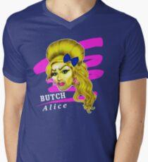 BUTCH ALICE Men's V-Neck T-Shirt