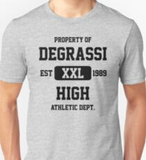 Property of Degrassi High Athletic Dept. T-Shirt
