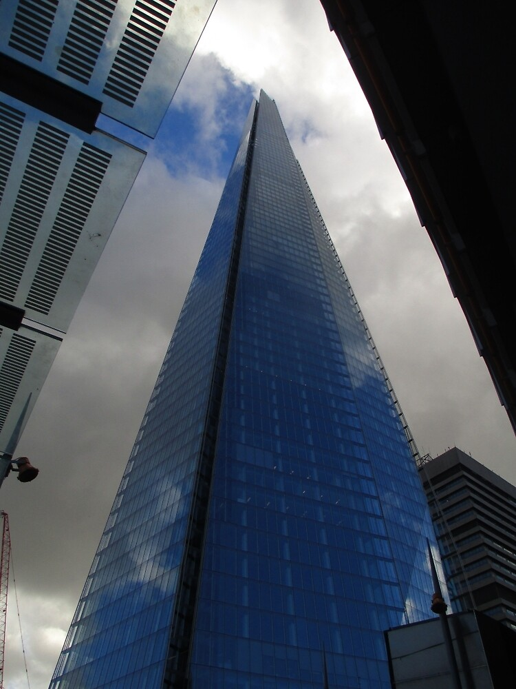 The Shard by Richmondie