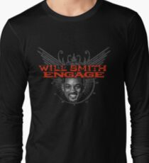 Will Smith Engage Long Sleeve T-Shirt