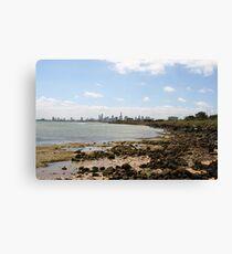 St Kilda/Elwood by the Sea - Melbourne Canvas Print