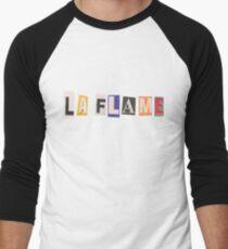 Travis Scott - La Flame Men's Baseball ¾ T-Shirt