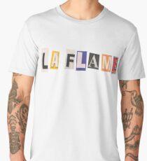 Travis Scott - La Flame Men's Premium T-Shirt