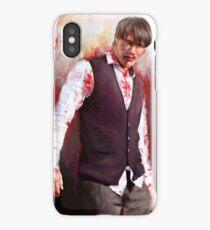 """Mads """"Hannibal"""" Mikkelsen iPhone Case/Skin"""