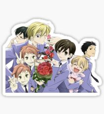Ouran Host Club Sticker