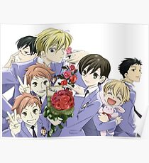 Ouran High School Host Club: Posters | Redbubble