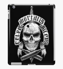 "US Marines Recon - ""Celer, Mortalis, Silens"" iPad Case/Skin"