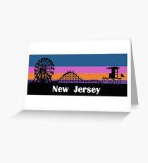 Jersey Tee Greeting Card