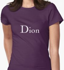 Dion Womens Fitted T-Shirt