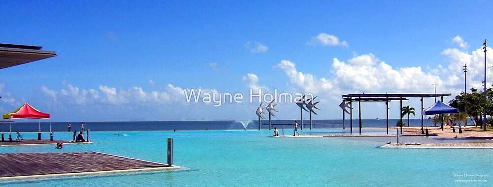 Blue Lagoon by Wayne Holman