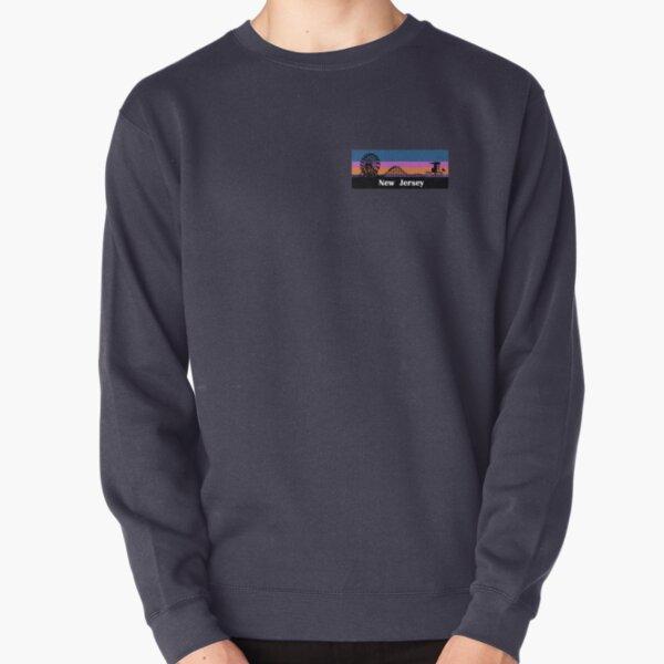 New Jersey Sunset Pullover Sweatshirt