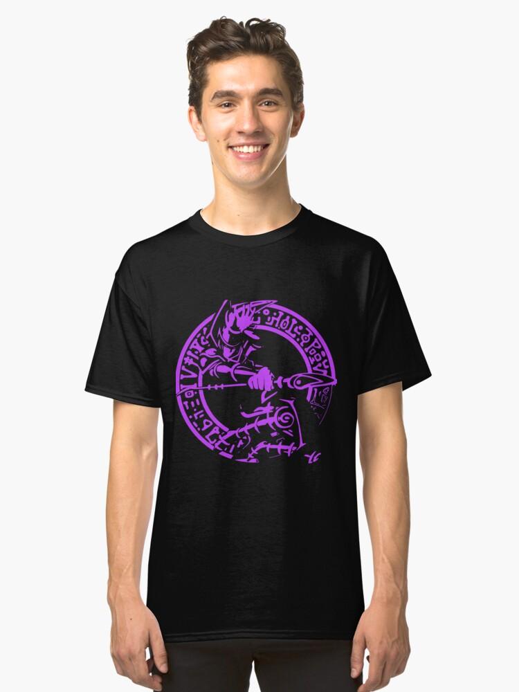 Dark Magician Classic T-Shirt Front