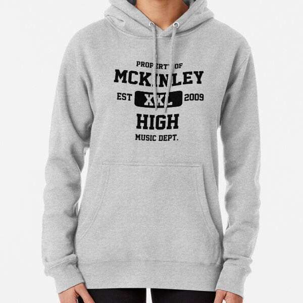 Property of McKinley High Music Department - Glee Pullover Hoodie