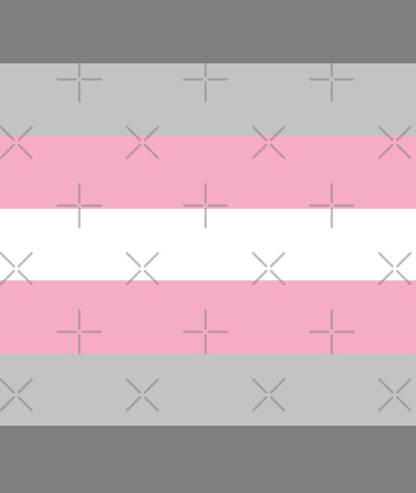 DemiGirl Flag by F-PhantomArt