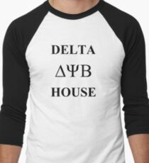Delta Psi Beta - Bad Neighbours - Fraternity - II Men's Baseball ¾ T-Shirt
