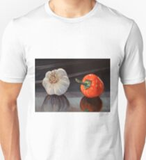 Healthy Garlic and Pepper T-Shirt