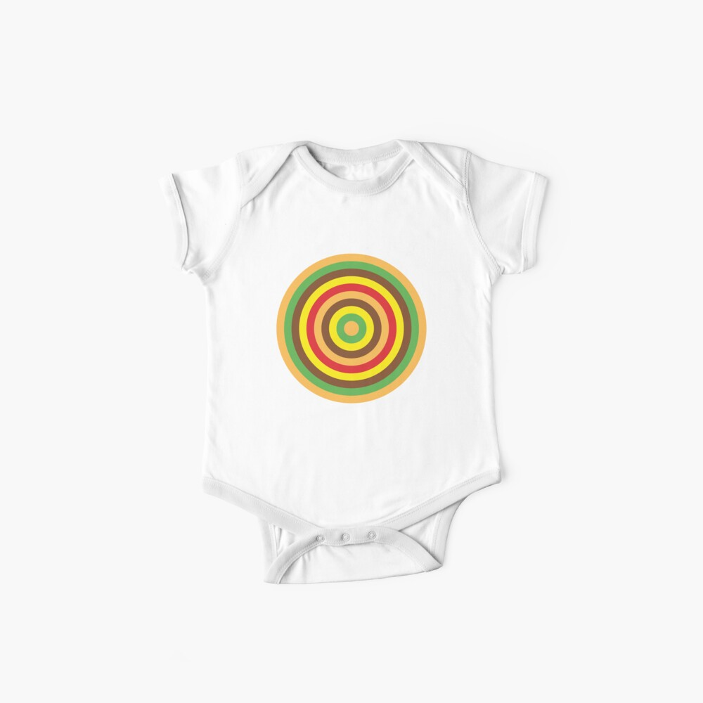 Burger dartboard Baby Bodys