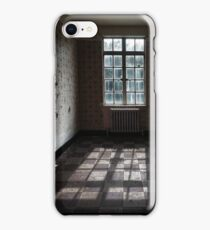 Cross in the Void iPhone Case/Skin