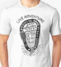 Hochland - Live-Abenteuer Slim Fit T-Shirt