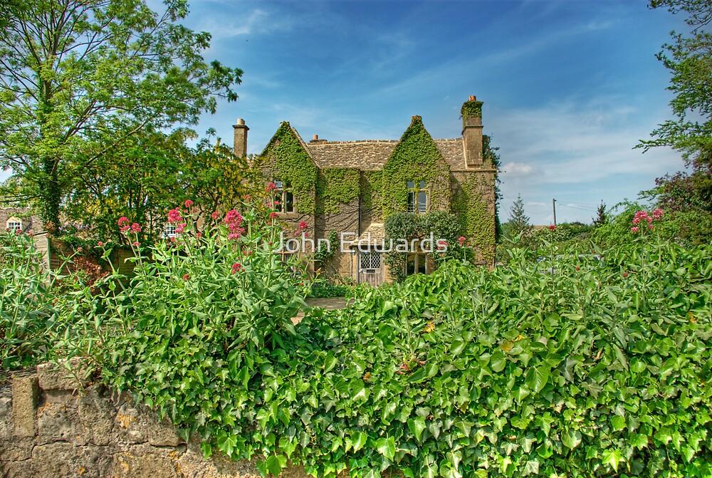 Hunters Lodge by John Edwards