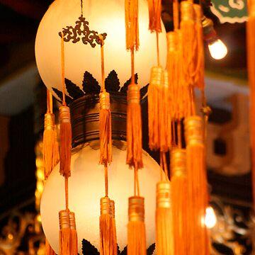 Lanterns by margouille